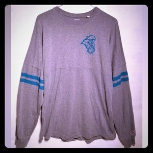 Coastal Carolina Long Sleeve Tee